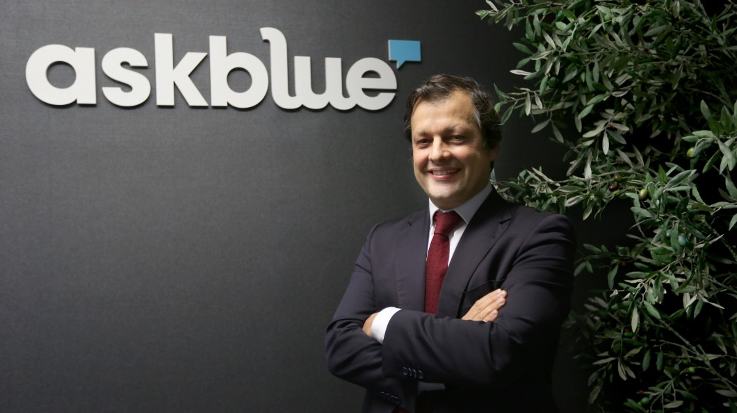 Pedro Nicolau CEO Askblue