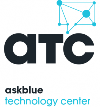 Logotipo Askblue Technology Center